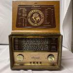 Lot 216 - Portable Capehart International Radio 1955