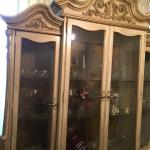 9 piece French Provincial Dining Room set