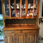 Oak Hutch for sale