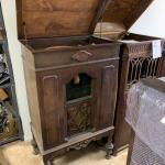 Lot 303 - Edison Phonograph