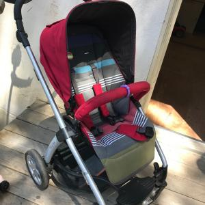 Photo of Stroller and car seat