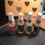 1oz. Atomizer sprayers for 1oz. Glass Boston bottles/ product not included