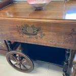 Heywood Wakefield Tea Cart