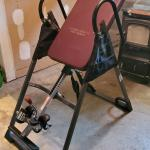Ironman Far Infrared Inversion Table Model 5213 - Like-new condition