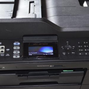 Photo of BROTHER MFC-J6710DW ALL-IN-ONE INKJET PRINTER