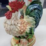 Fitz and Floyd  Mediterranean Rooster