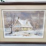 Lyle V. Ball    Miller House  Washoe Valley   Print  82/450