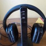 TV EARS headset muff style