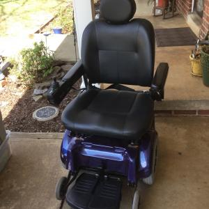Photo of Electric Wheelchair