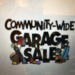 Community Yard Sale in Ricefields