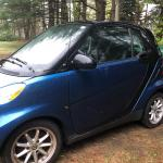 For two smart car