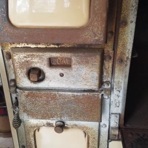 Photo of Antique wood stove