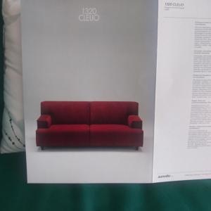 Photo of Aqua 3 piece sofa set