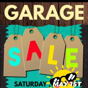 Photo of Family Garage Sale!
