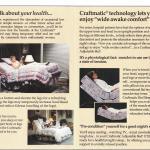 Craftmatic I Adjustable full size bed