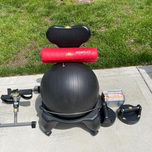 Photo of Workout accessories