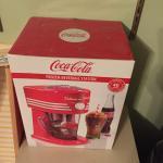 Coke cola frozen beverage station