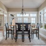 Stunning new custom kitchen table and 6 chairs from Kloter Farms