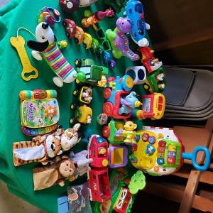 Photo of All BABY BOY clothes and toys MUST GO: $1 per clothing item