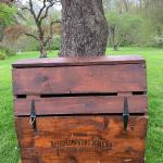 Vintage awesome looking crate !