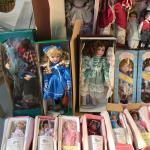 Dolls, dolls dolls!