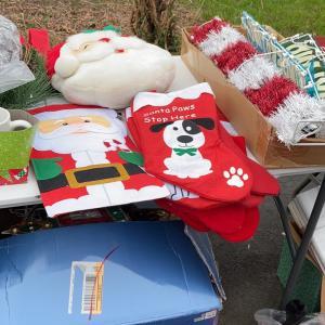 Photo of Christmas items