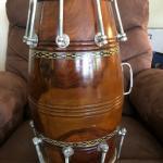 Bina Wooden Vintage Drum