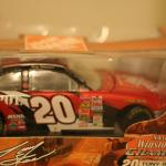 Tony Stewart Home Depot Race Car with Box- READ AD