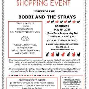 Photo of Bobbi & The Strays' First Annual Spring Shopping Event
