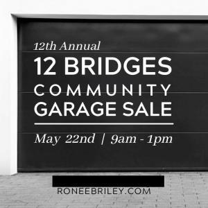 Photo of Twelve Bridges Community Garage Sale