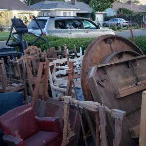 Photo of Multi-generational Yard Sale