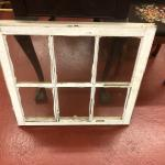 Antique Leaded Glass Windows and 6 Panel Window Sashes