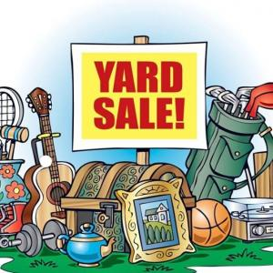 Photo of Annual Yard Sale!