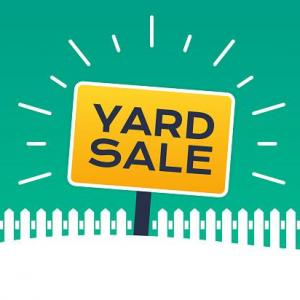 Photo of 2 Family Yard Sale