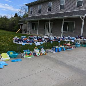 Photo of No more babies rummage