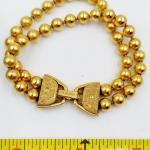 GOLD TONED BRACELET BUNDLE