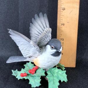 Photo of Lenox CHICKADEE Bird Figurine