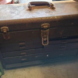 Photo of Lot 65: Two Toolboxes & Tools