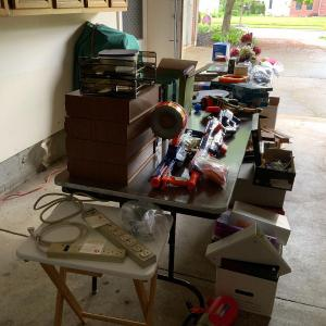 Photo of Electronics, board games, phones, DVDs, more!