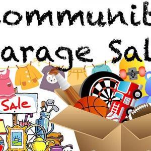 Photo of Community Garage Sale - Saturday, May 15, 8AM-12PM