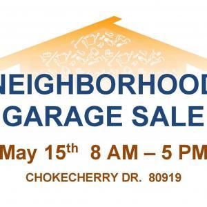 Photo of Neighborhood Garage Sale