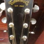 Takamine F-349 Vintage Mahogany Guitar