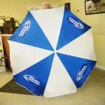 6 FOOT Bud Lite umbrella
