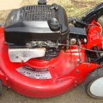 Snapper Mulching Hi-Vac Lawn Mower w/ Attachments