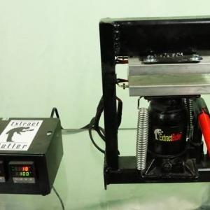 Photo of Extract Butler 12 Ton Mighty-Mite Heat Press  / Rosin Press