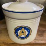 Star Trek USS Enterprise Cookie Jar