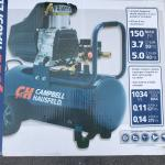 Campbell Hausfeld 8 gal air compressor