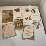 Lot 109 - Vintage Unused Greeting Cards