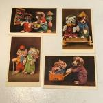Lot 105 - Leon Davidson Post Cards