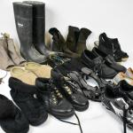 Lot of Shoes, Various Sizes -  As is